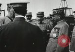 Image of General John Pershing France, 1918, second 20 stock footage video 65675021965