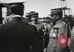 Image of General John Pershing France, 1918, second 21 stock footage video 65675021965