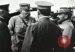 Image of General John Pershing France, 1918, second 25 stock footage video 65675021965