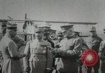 Image of General John Pershing France, 1918, second 28 stock footage video 65675021965