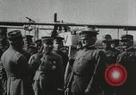 Image of General John Pershing France, 1918, second 33 stock footage video 65675021965