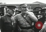 Image of General John Pershing France, 1918, second 45 stock footage video 65675021965