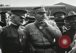 Image of General John Pershing France, 1918, second 46 stock footage video 65675021965