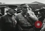 Image of General John Pershing France, 1918, second 48 stock footage video 65675021965