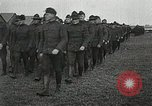 Image of United States soldiers France, 1918, second 31 stock footage video 65675021967