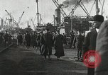 Image of Newton Baker France, 1918, second 7 stock footage video 65675021975