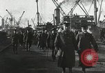 Image of Newton Baker France, 1918, second 10 stock footage video 65675021975