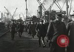 Image of Newton Baker France, 1918, second 11 stock footage video 65675021975