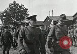 Image of Newton Baker France, 1918, second 33 stock footage video 65675021975