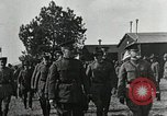 Image of Newton Baker France, 1918, second 39 stock footage video 65675021975