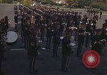 Image of military funeral Arlington Virginia USA, 1979, second 15 stock footage video 65675021999
