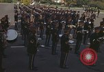 Image of military funeral Arlington Virginia USA, 1979, second 17 stock footage video 65675021999