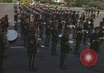 Image of military funeral Arlington Virginia USA, 1979, second 18 stock footage video 65675021999