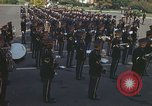 Image of military funeral Arlington Virginia USA, 1979, second 19 stock footage video 65675021999