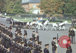 Image of military funeral Arlington Virginia USA, 1979, second 20 stock footage video 65675021999