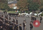 Image of military funeral Arlington Virginia USA, 1979, second 23 stock footage video 65675021999