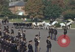 Image of military funeral Arlington Virginia USA, 1979, second 24 stock footage video 65675021999