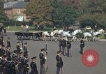 Image of military funeral Arlington Virginia USA, 1979, second 25 stock footage video 65675021999