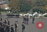 Image of military funeral Arlington Virginia USA, 1979, second 26 stock footage video 65675021999