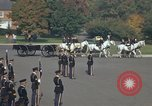 Image of military funeral Arlington Virginia USA, 1979, second 27 stock footage video 65675021999