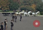 Image of military funeral Arlington Virginia USA, 1979, second 28 stock footage video 65675021999