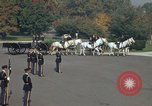 Image of military funeral Arlington Virginia USA, 1979, second 29 stock footage video 65675021999