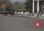 Image of military funeral Arlington Virginia USA, 1979, second 37 stock footage video 65675021999