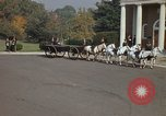 Image of military funeral Arlington Virginia USA, 1979, second 40 stock footage video 65675021999
