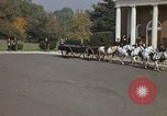 Image of military funeral Arlington Virginia USA, 1979, second 42 stock footage video 65675021999
