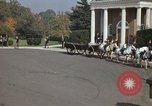 Image of military funeral Arlington Virginia USA, 1979, second 45 stock footage video 65675021999