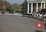 Image of military funeral Arlington Virginia USA, 1979, second 46 stock footage video 65675021999