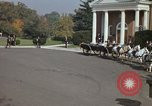 Image of military funeral Arlington Virginia USA, 1979, second 47 stock footage video 65675021999