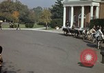 Image of military funeral Arlington Virginia USA, 1979, second 49 stock footage video 65675021999
