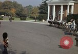 Image of military funeral Arlington Virginia USA, 1979, second 50 stock footage video 65675021999