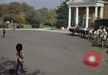 Image of military funeral Arlington Virginia USA, 1979, second 51 stock footage video 65675021999