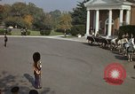 Image of military funeral Arlington Virginia USA, 1979, second 53 stock footage video 65675021999