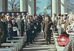Image of John F Kennedy Veterans Day ceremony Virginia United States USA, 1963, second 16 stock footage video 65675022002