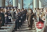 Image of John F Kennedy Veterans Day ceremony Virginia United States USA, 1963, second 17 stock footage video 65675022002