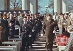 Image of John F Kennedy Veterans Day ceremony Virginia United States USA, 1963, second 18 stock footage video 65675022002