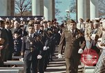 Image of John F Kennedy Veterans Day ceremony Virginia United States USA, 1963, second 19 stock footage video 65675022002