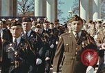 Image of John F Kennedy Veterans Day ceremony Virginia United States USA, 1963, second 21 stock footage video 65675022002