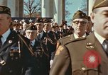 Image of John F Kennedy Veterans Day ceremony Virginia United States USA, 1963, second 23 stock footage video 65675022002
