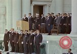 Image of John F Kennedy Veterans Day ceremony Virginia United States USA, 1963, second 27 stock footage video 65675022002