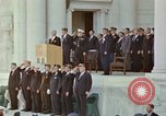 Image of John F Kennedy Veterans Day ceremony Virginia United States USA, 1963, second 28 stock footage video 65675022002