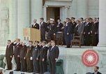 Image of John F Kennedy Veterans Day ceremony Virginia United States USA, 1963, second 29 stock footage video 65675022002