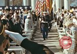 Image of John F Kennedy Veterans Day ceremony Virginia United States USA, 1963, second 30 stock footage video 65675022002