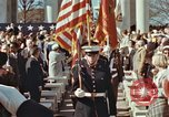 Image of John F Kennedy Veterans Day ceremony Virginia United States USA, 1963, second 36 stock footage video 65675022002