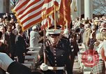 Image of John F Kennedy Veterans Day ceremony Virginia United States USA, 1963, second 37 stock footage video 65675022002