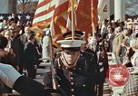 Image of John F Kennedy Veterans Day ceremony Virginia United States USA, 1963, second 38 stock footage video 65675022002