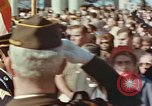 Image of John F Kennedy Veterans Day ceremony Virginia United States USA, 1963, second 40 stock footage video 65675022002
